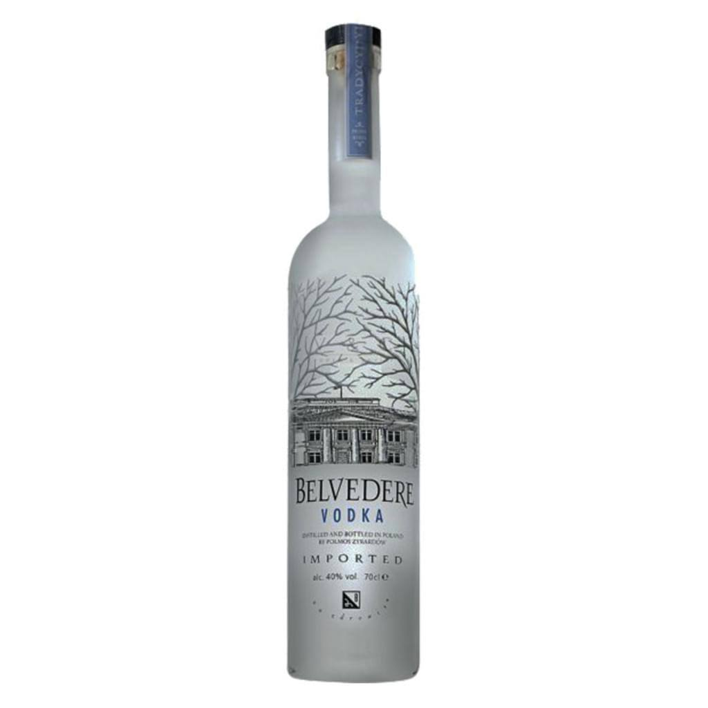 The Bottle Mill Belvedere Vodka - 1 L bottle