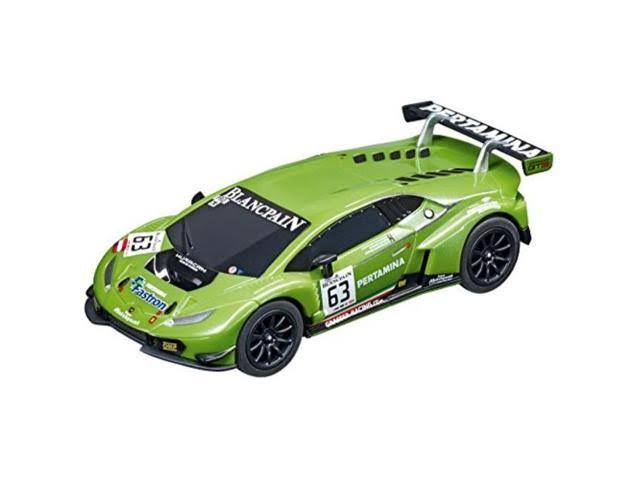 Carrera GO!!! Slot Car Racing Vehicle - Lamborghini Huracán GT3 No. 63