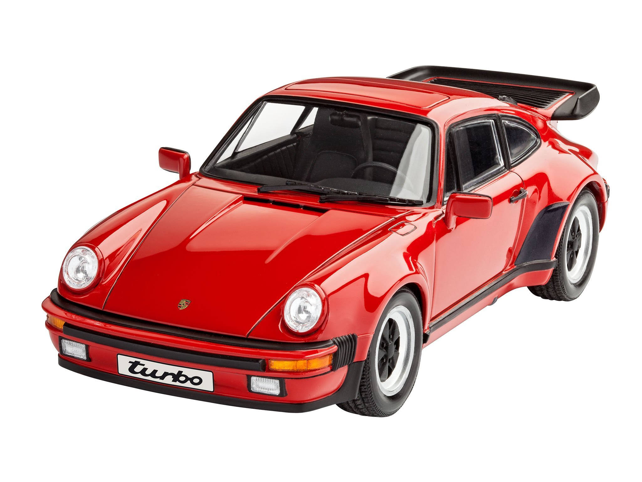 Revell 1:25 Porsche 911 Turbo Model Kit - 07179