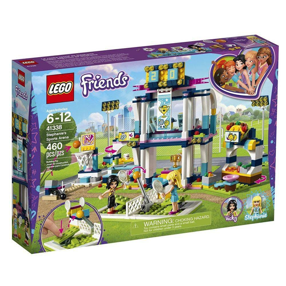 Lego Friends Stephanie's Sports Arena Building Toy