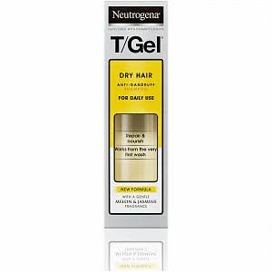 Neutrogena T/Gel Shampoo for Dry Hair - 125ml