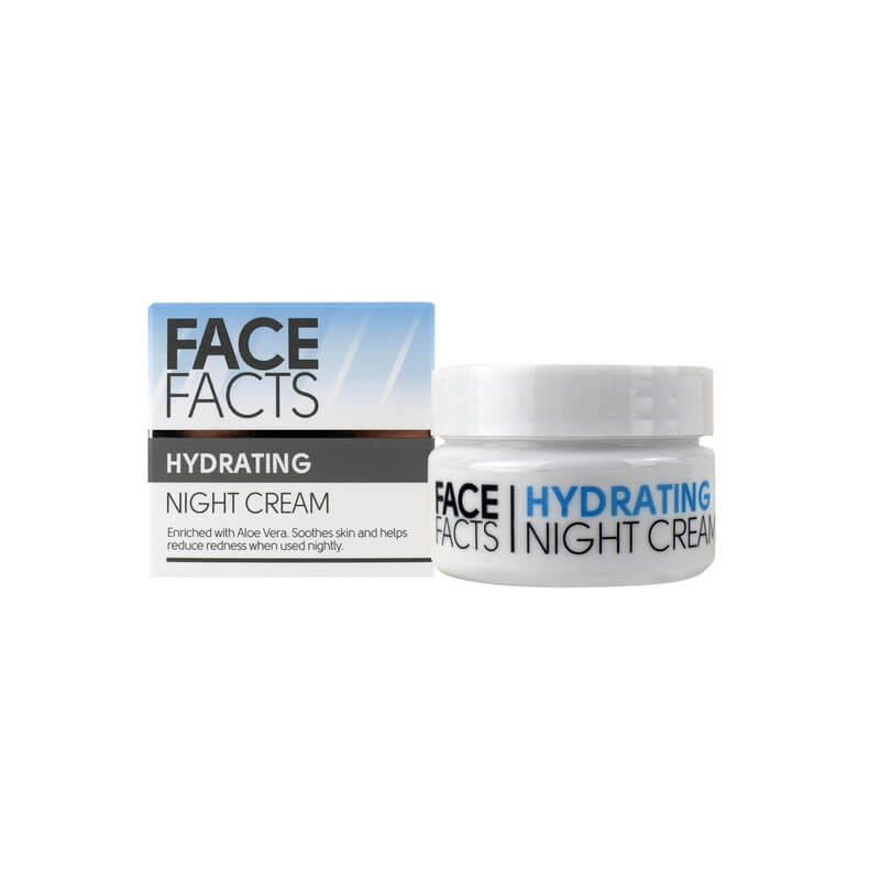 Face Facts Hydrating Night Cream 50ml
