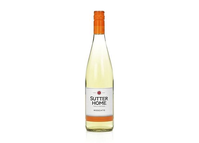 Sutter Home Family Vineyards Moscato - California