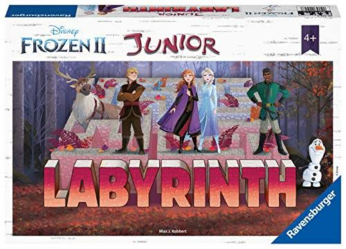 Ravensburger Disney Frozen 2 Labyrinth Junior The Moving Maze Game