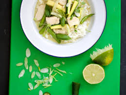 Thai Green Pumpkin Curry Recipe by Thai Green Curry Chicken With Zucchini And Green Beans Recipe