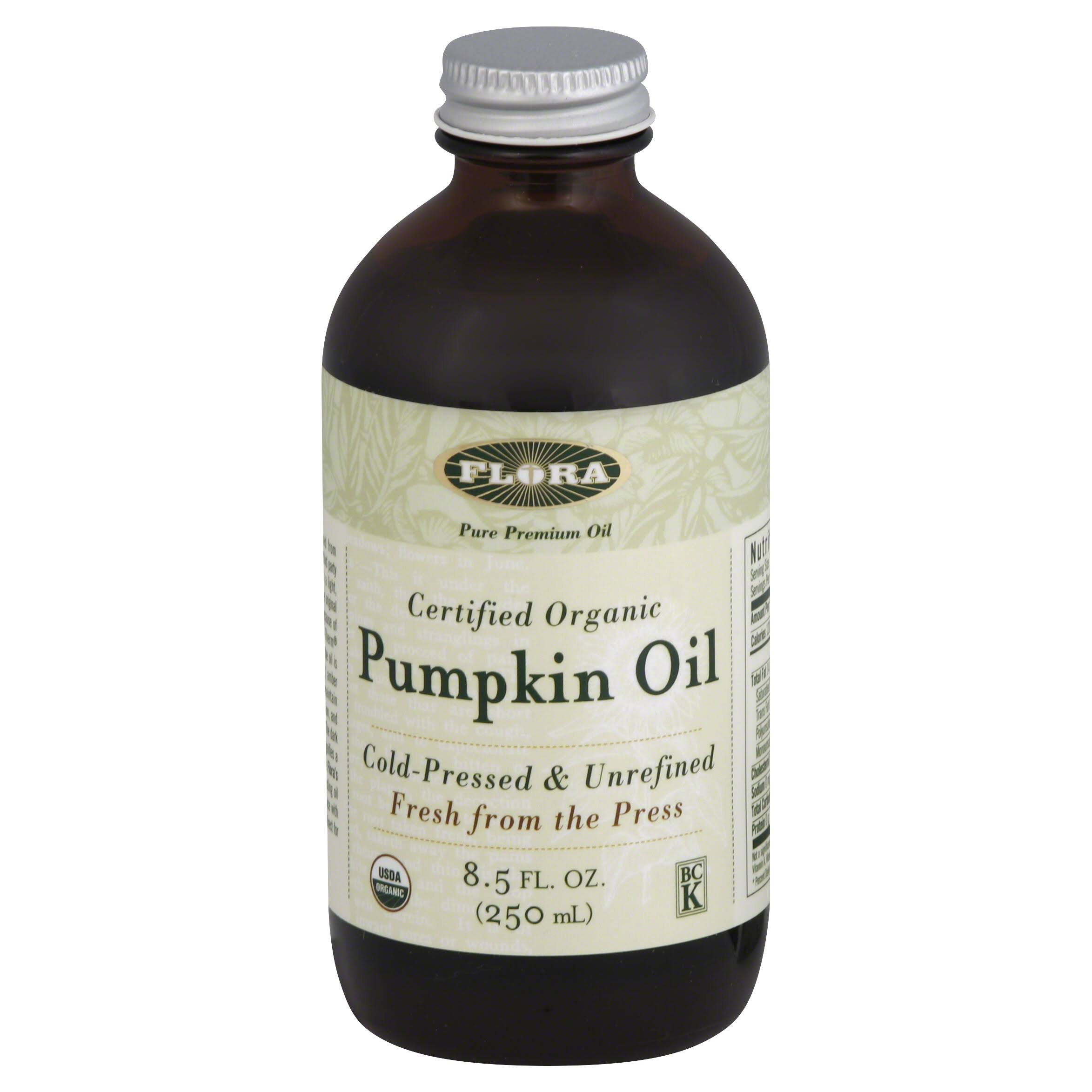 Flora Pumpkin Oil - 8.5oz