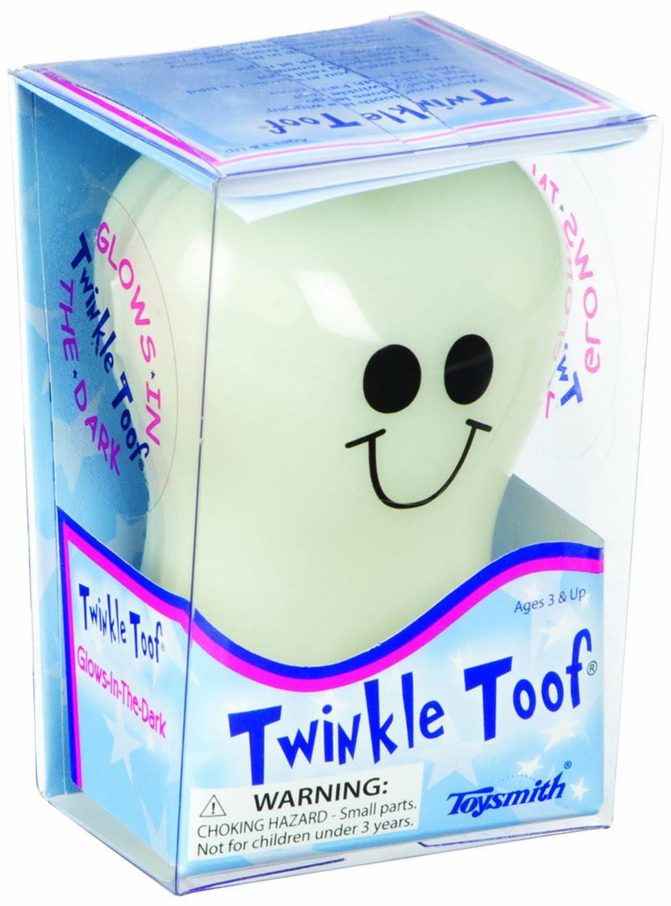 Toysmith Twinkle Toof Tooth