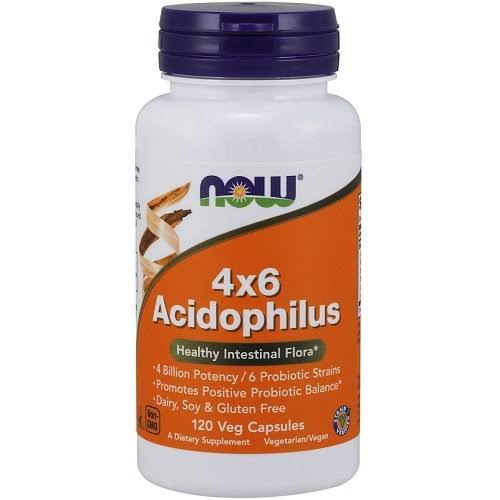 Now Foods Acidophilus - 120 Capsules
