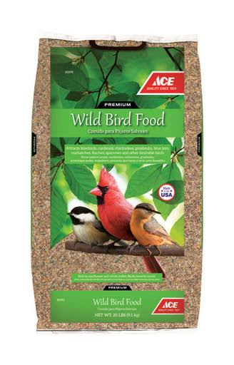 Ace Wild Bird Food - 20lbs