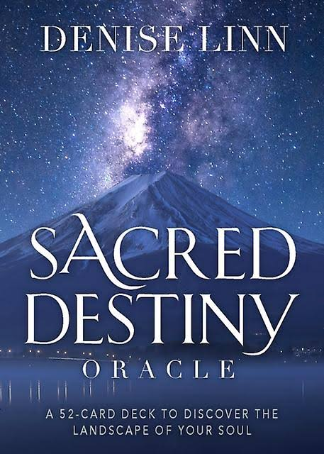 Sacred Destiny Oracle Cards: A 52 Card Deck to Discover the Landscape of Your Soul - Denise Linn