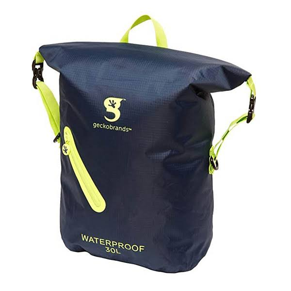 Geckobrands Waterproof Backpack - 30L