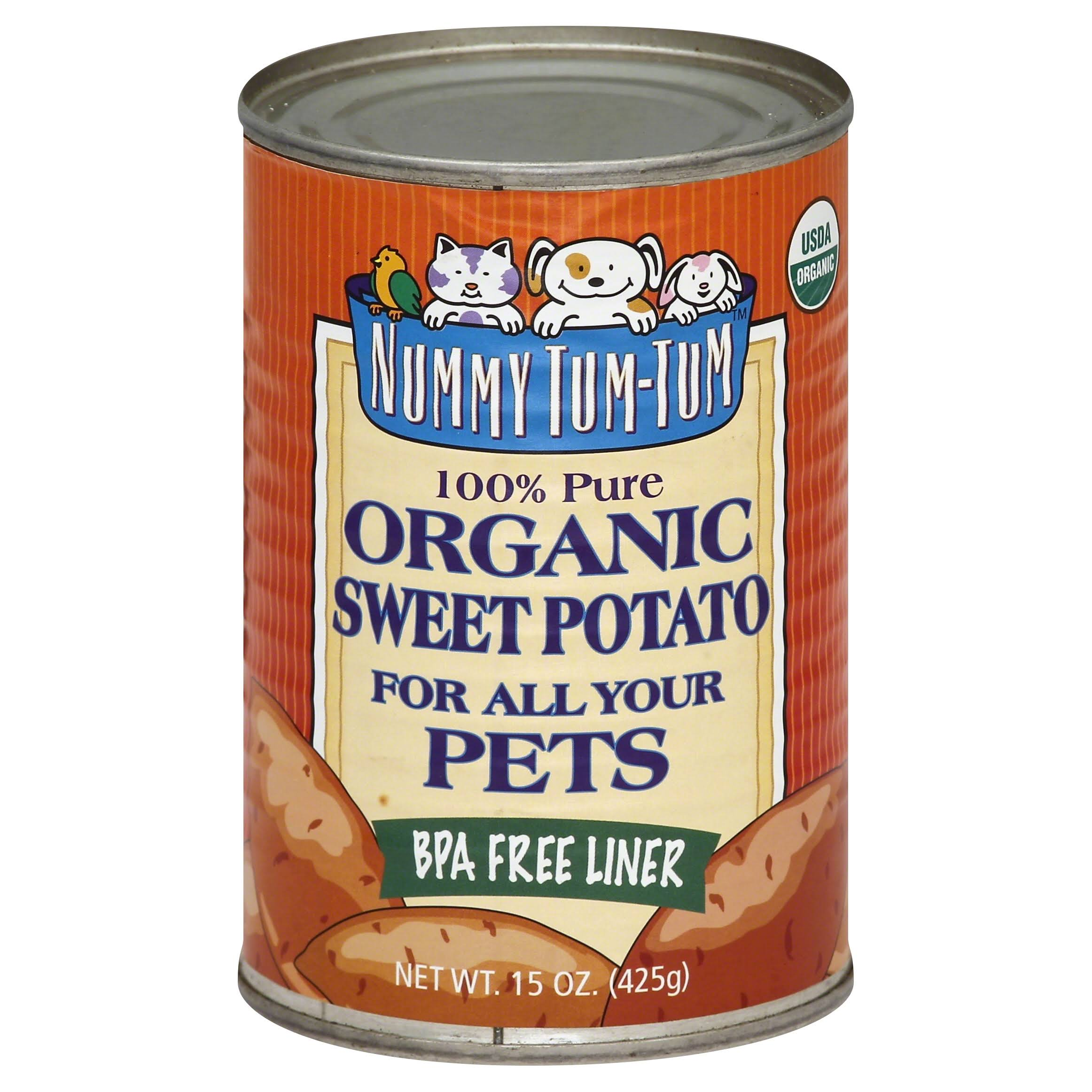 Nummy Tum Tum Pure Sweet Potato for Dogs - 425g