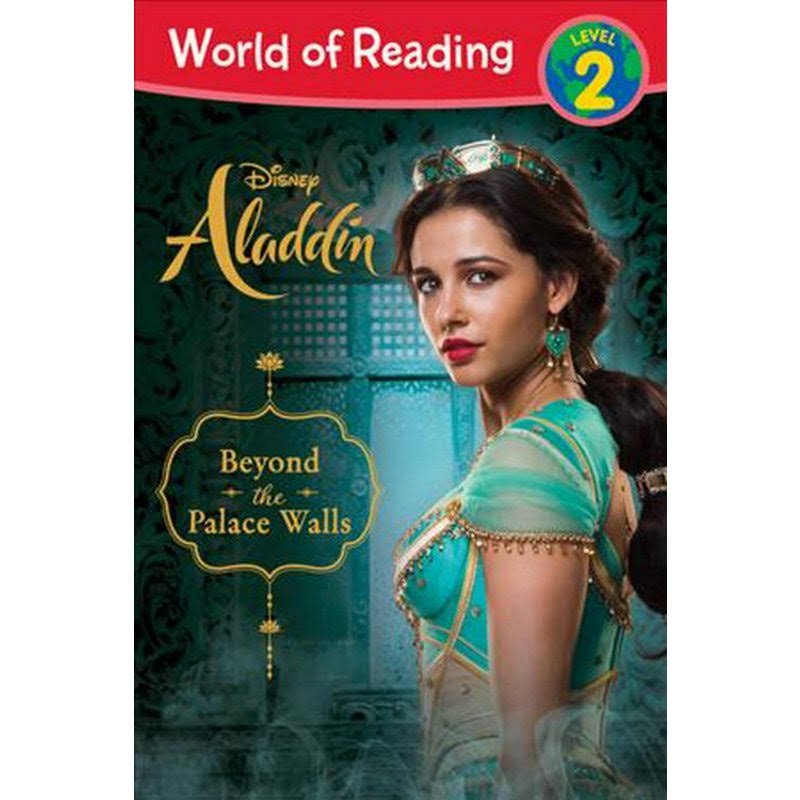 World of Reading Aladdin Live Action Early Reader: Level 2 - Disney Book Group