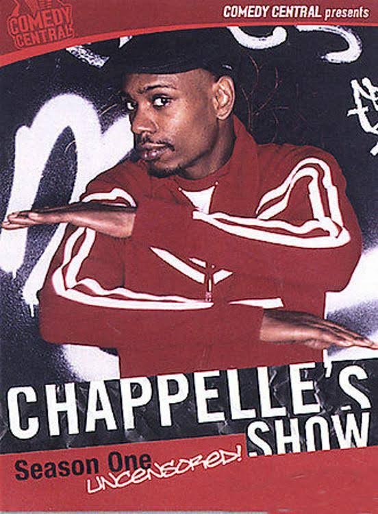 Chappelle's Show Season 1 - Uncensored