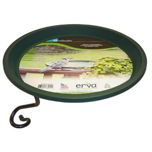 Erva BA7W Bird Bath Quick Connect Dish Holder