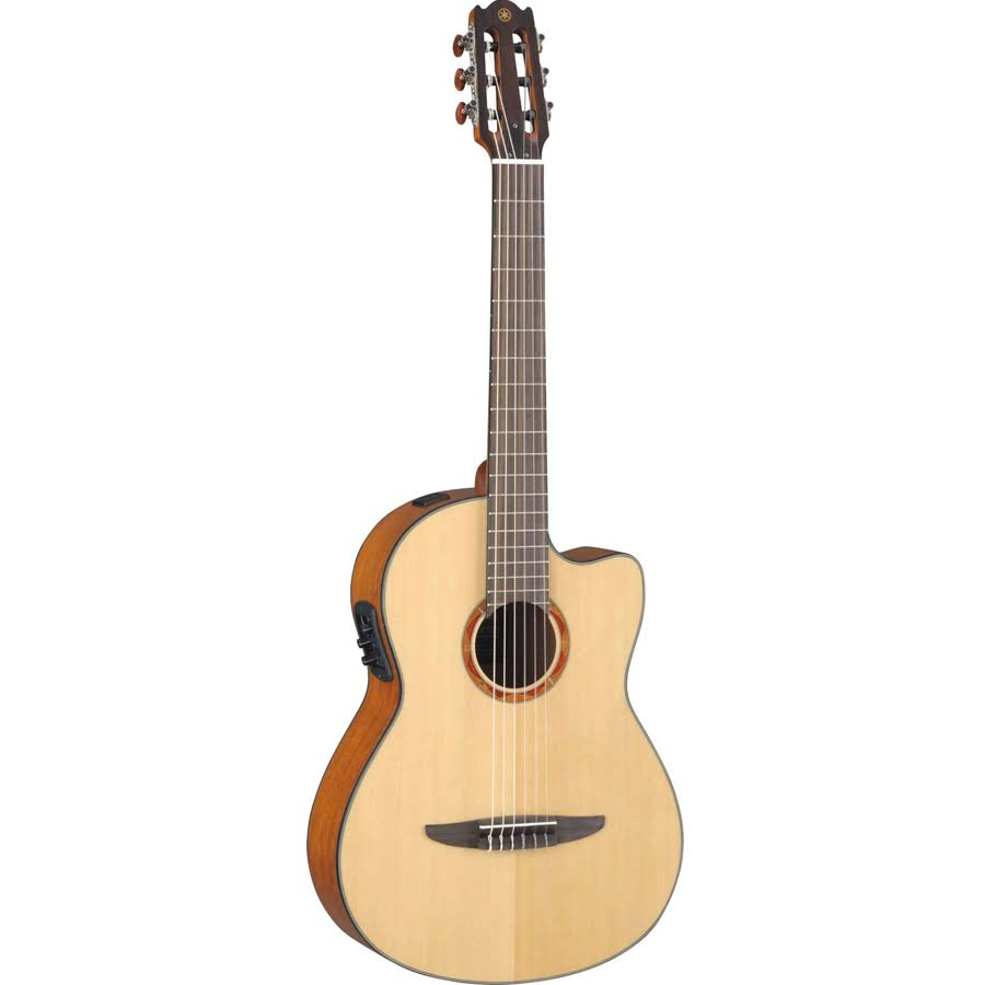 Yamaha NCX700 Acoustic Electric Classical Guitar, Natural