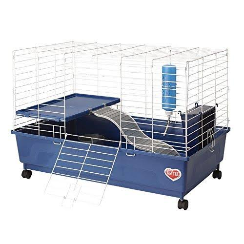 "Kaytee Deluxe Guinea Pig Cage - 30"" x 18"", 2 Level"