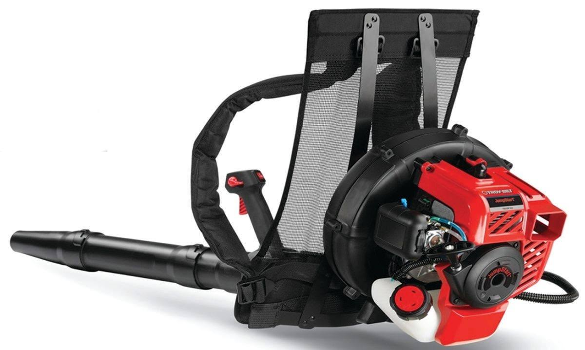Troy-Bilt Backpack Gas Blower