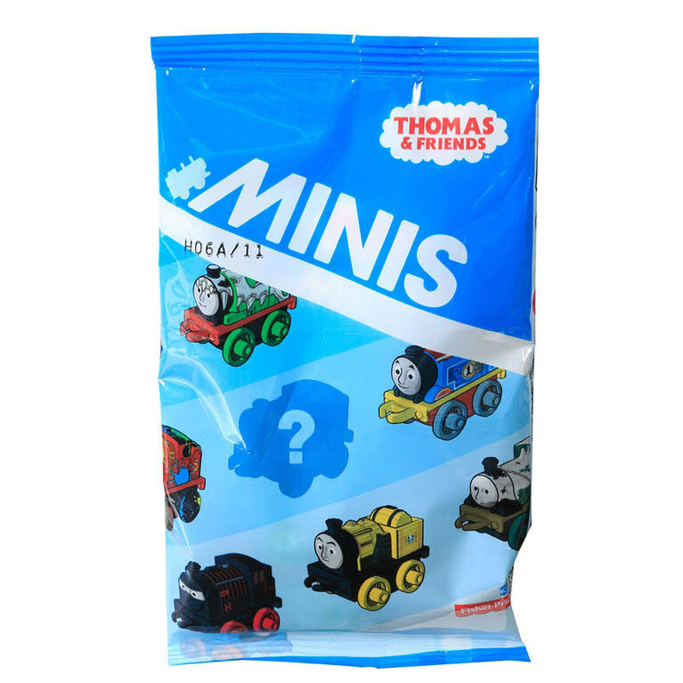Fisher-Price Thomas and Friends Thomas Minis Single Surprise Pack