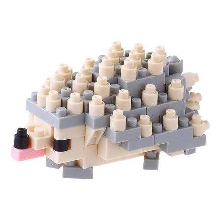Nanoblock PlaySet - Hedgehog