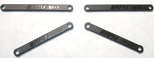 RPM 81262 Heavy Duty Camber Links Traxxas