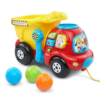 VTech Drop and Go Dump Truck Toy