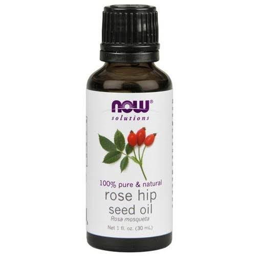 NOW Foods Rose Hip Seed Oil - 30ml