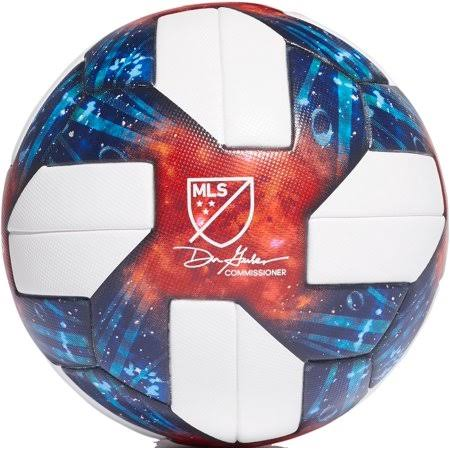 Adidas 2019 MLS Official Match Ball - White