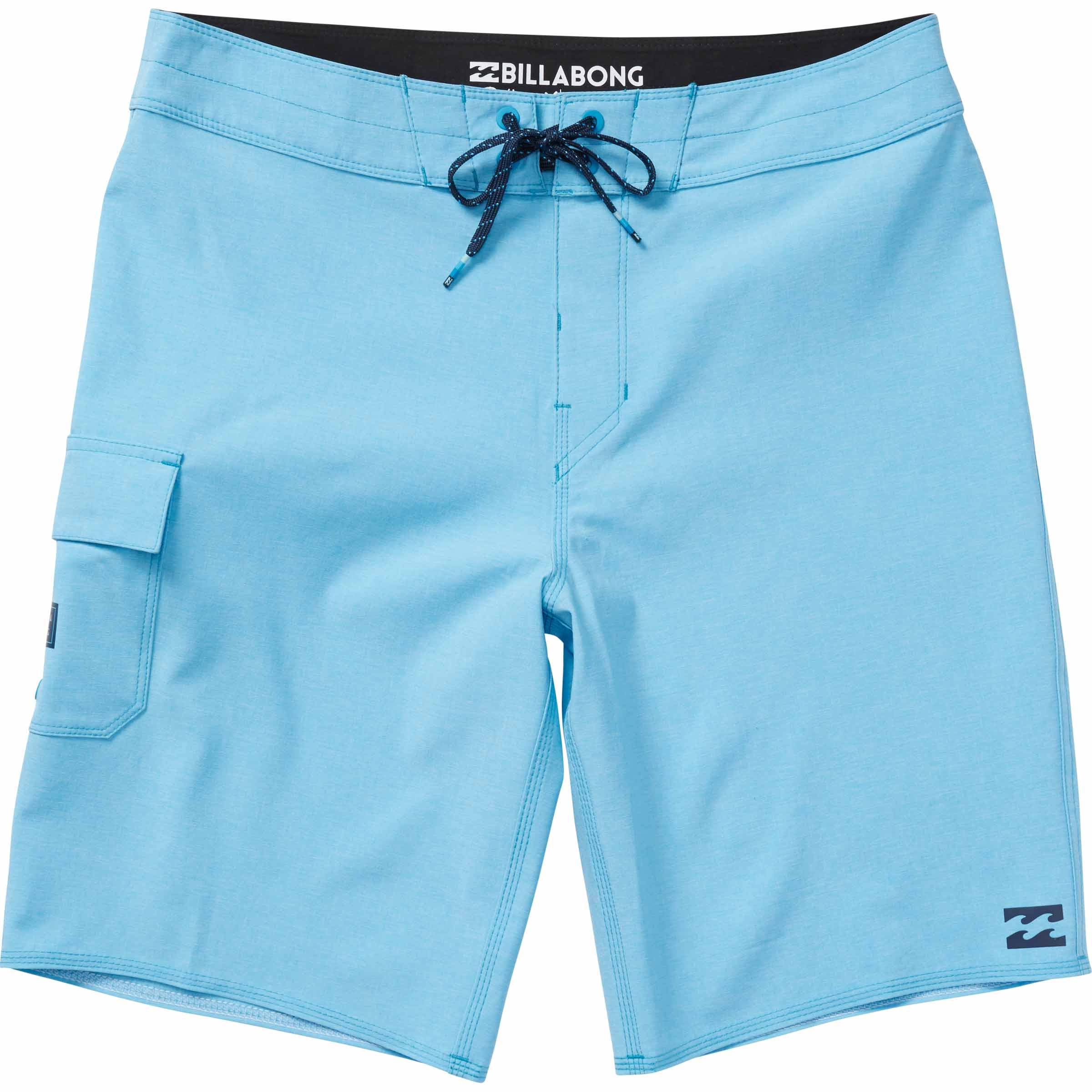 Billabong All Day x Boardshorts Men's Swimwear Blue Heather : 32