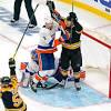 Bruins top Isles in Game 1; Canadiens force Game 7 vs. Leafs
