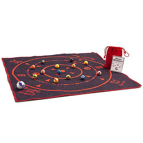 Table Top Mega Marbles Game Mat Set