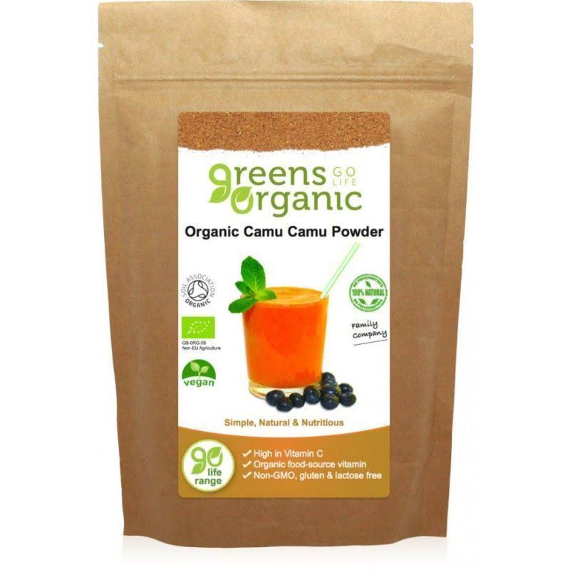Greens Organic Camu Camu Powder - 40g
