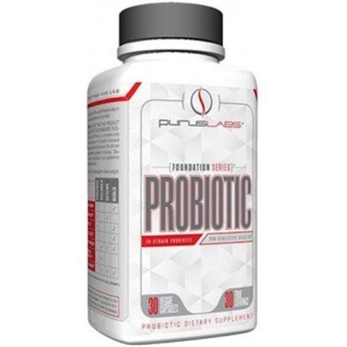 Purus Labs Foundation Series Probiotic Dietary Supplement - 30ct