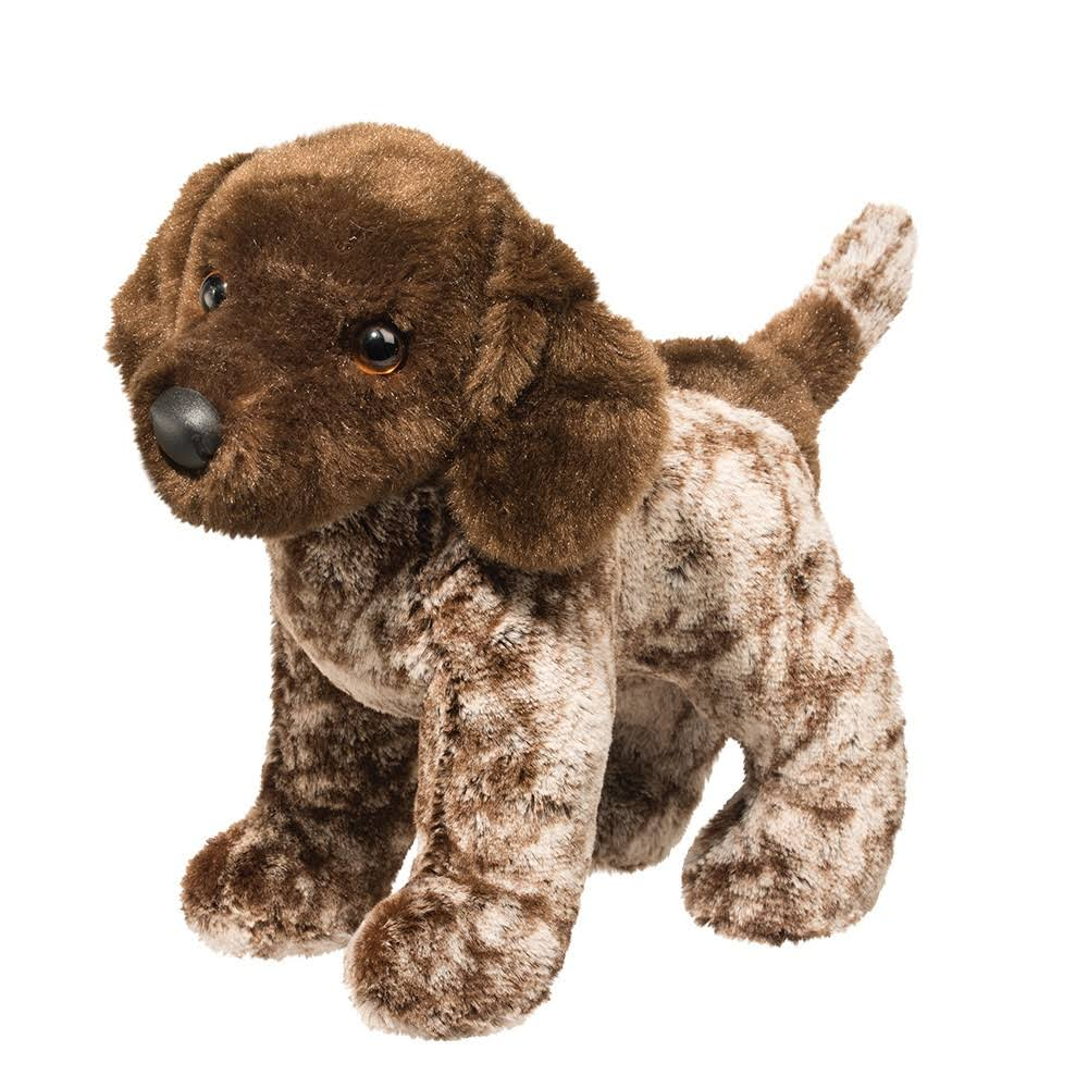 Douglas Ivan German Pointer Plush