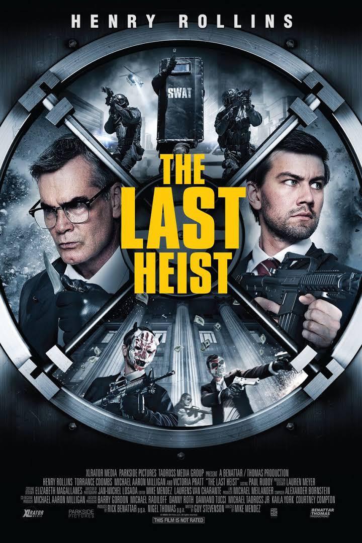 The Last Heist-The Last Heist