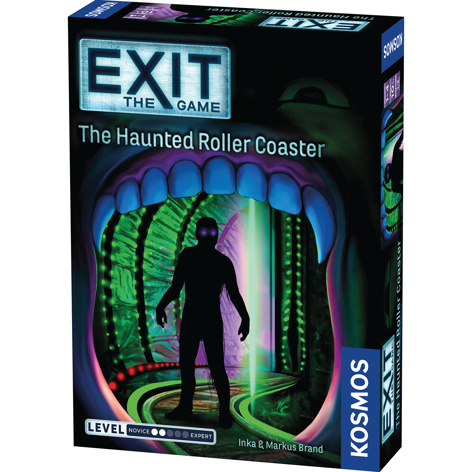 Exit: The Haunted Roller Coaster Board Games