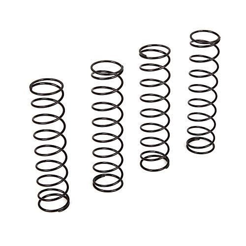 ECX Shock Spring - Black, 4 Set
