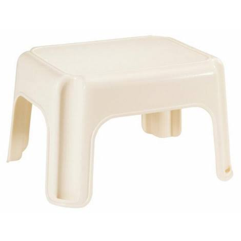 Rubbermaid Roughneck Step Stool - Bisque