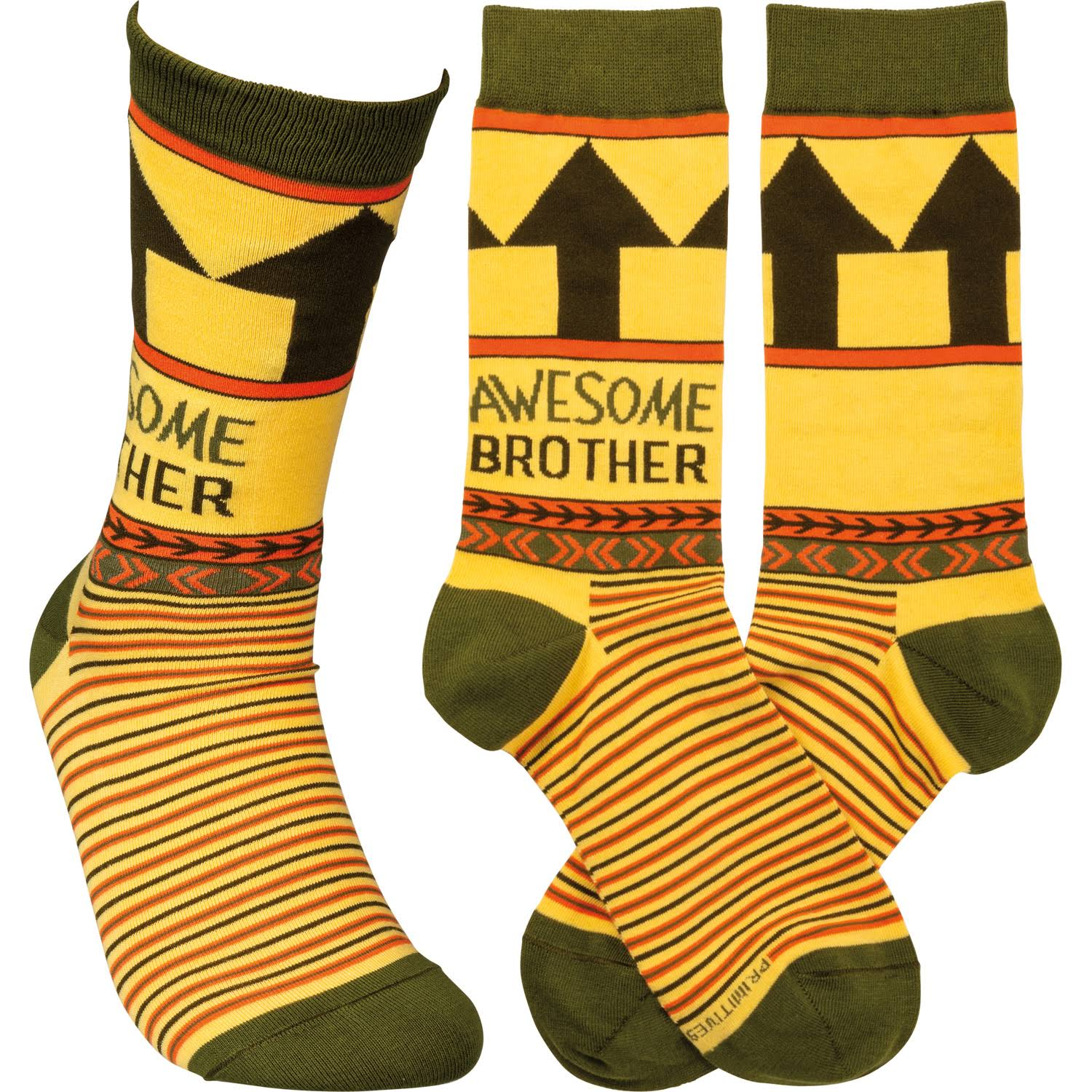 Primitives by Kathy Socks - Awesome Brother