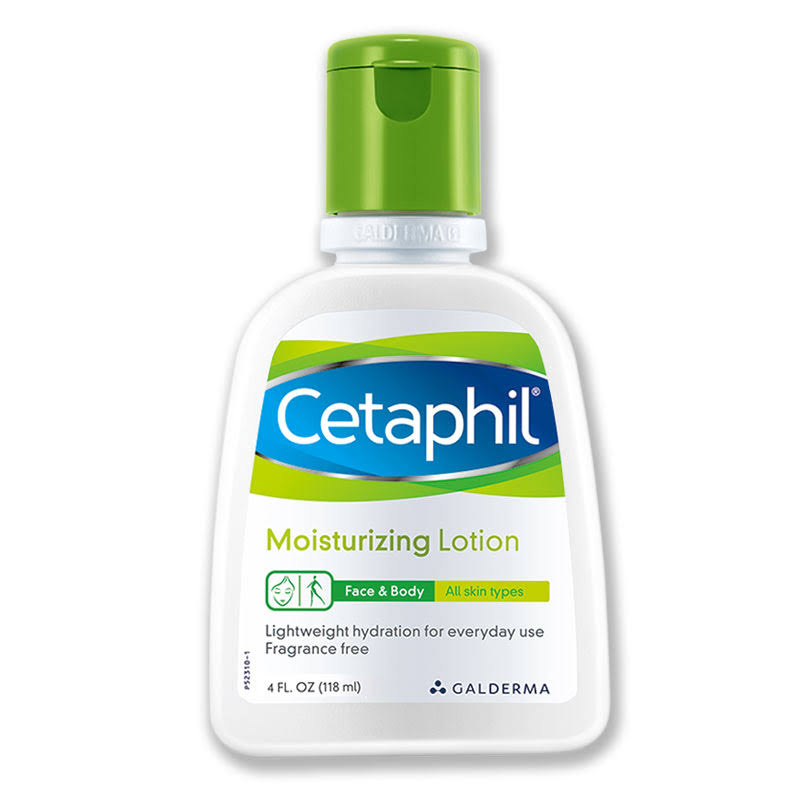 Cetaphil Fragrance Moisturizing Lotion - 4oz