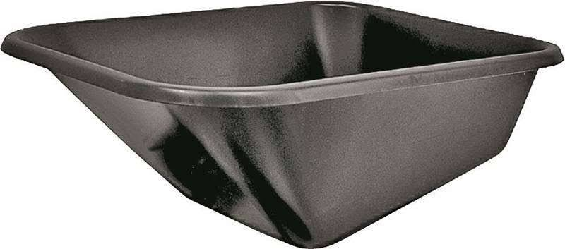 Vulcan Tray-6ssf-or Steel Wheelbarrow Tray, 6 CU.FT.