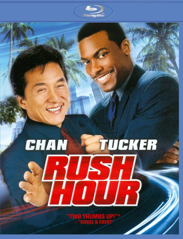 Rush Hour - BLU-RAY