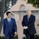 アメリカ合衆国, ドナルド・トランプ, 安倍晋三, アメリカ合衆国大統領, 日本国政府専用機