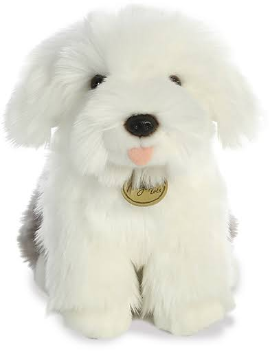 Aurora World Miyoni - English Sheepdog Pup 11""
