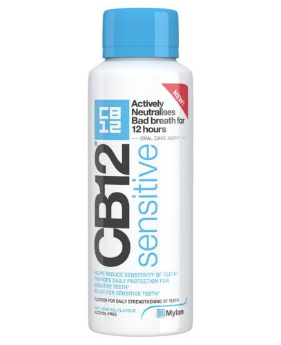 CB12 Oral Rinse Sensitive 500ml