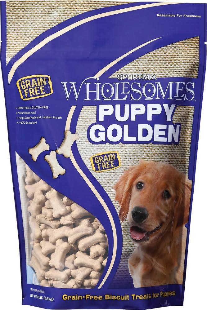 Midwestern Pet Foods Sportmix Golden Puppy Biscuit - 20lbs