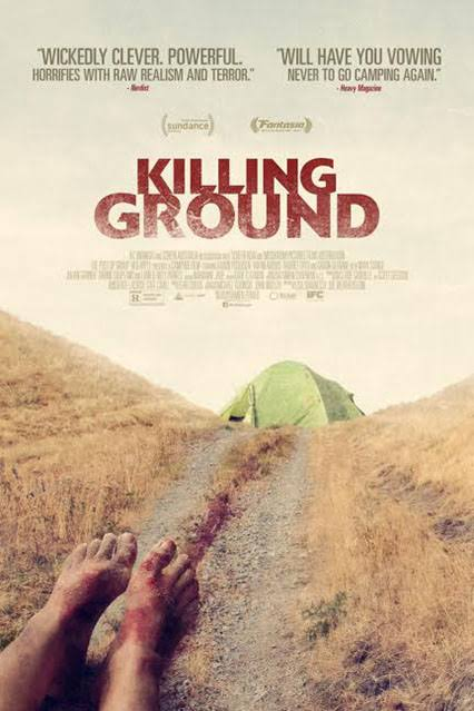 Killing Ground-Killing Ground