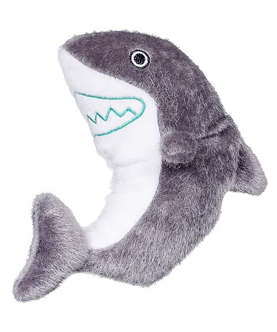 Spunky Pup Sea Plush Toy - Shark, Small