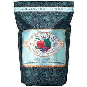 Fromm Four Star Cat Food - Salmon Tunachovy