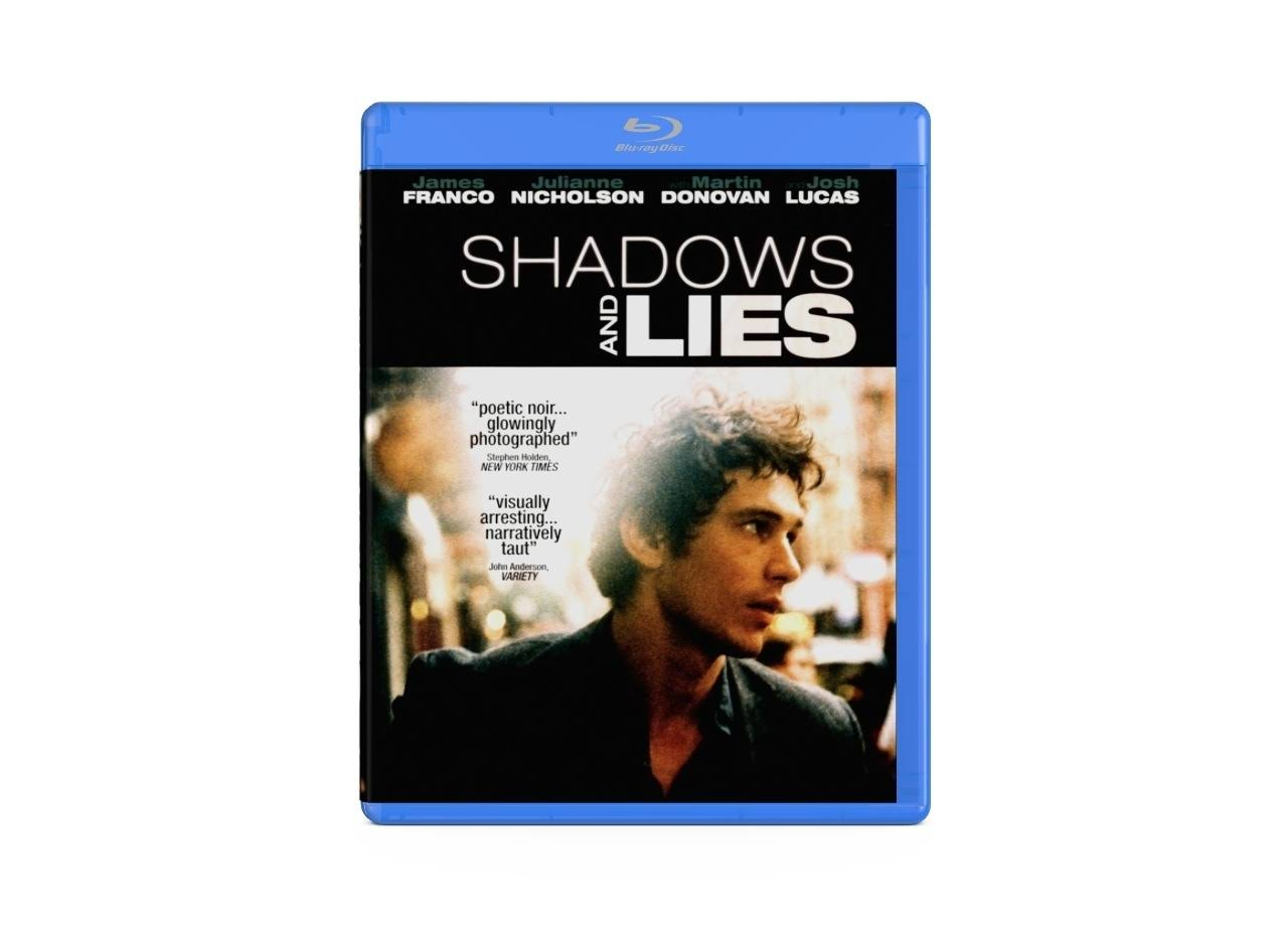 Shadows and Lies DVD